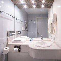 Отель Idea Hotel Piacenza Италия, Пьяченца - 1 отзыв об отеле, цены и фото номеров - забронировать отель Idea Hotel Piacenza онлайн ванная