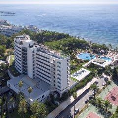 Отель Gran Melia Don Pepe пляж