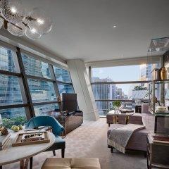 Отель Rosewood Bangkok Бангкок комната для гостей фото 2