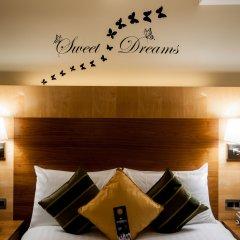 Arora Hotel Manchester комната для гостей