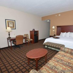 Отель Hampton Inn & Suites Lake City, Fl Лейк-Сити удобства в номере фото 2