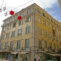 Отель Pensao Praca Da Figueira Лиссабон фото 5