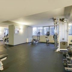 Отель Wyndham Grand Chicago Riverfront фитнесс-зал фото 3