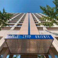 Отель TRYP Lisboa Oriente Hotel Португалия, Лиссабон - отзывы, цены и фото номеров - забронировать отель TRYP Lisboa Oriente Hotel онлайн балкон