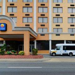 Отель Quality Inn & Suites New York Avenue городской автобус