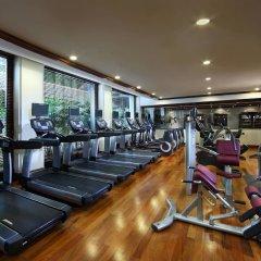 Отель JW Marriott Phuket Resort & Spa Таиланд, Пхукет - 1 отзыв об отеле, цены и фото номеров - забронировать отель JW Marriott Phuket Resort & Spa онлайн фитнесс-зал