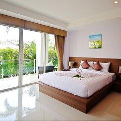 Отель Bangtao Tropical Residence Resort & Spa 4* Улучшенные апартаменты с различными типами кроватей