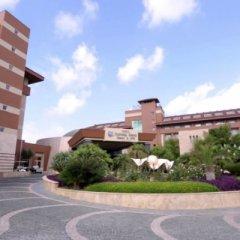 Sunis Kumköy Beach Resort Hotel & Spa – All Inclusive парковка