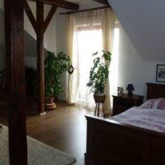 Отель Green Apartment Чехия, Франтишкови-Лазне - отзывы, цены и фото номеров - забронировать отель Green Apartment онлайн комната для гостей фото 5