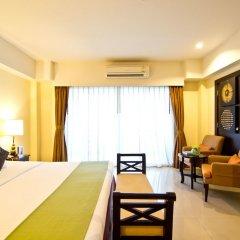 Golden Sea Pattaya Hotel комната для гостей фото 8