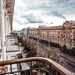 Гостиница Europe Беларусь, Минск - 7 отзывов об отеле, цены и фото номеров - забронировать гостиницу Europe онлайн балкон
