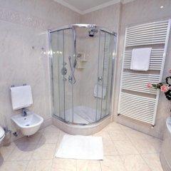 Hotel Aquila Nera - Schwarzer Adler Випитено ванная фото 2