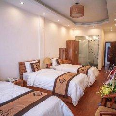 Отель Wild Lotus Hotel - Hoan Kiem Вьетнам, Ханой - отзывы, цены и фото номеров - забронировать отель Wild Lotus Hotel - Hoan Kiem онлайн комната для гостей фото 2