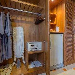 Отель Best Western Premier Bangtao Beach Resort And Spa Пхукет сейф в номере