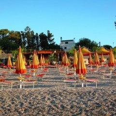Отель Kassiopea Aparthotel Италия, Джардини Наксос - отзывы, цены и фото номеров - забронировать отель Kassiopea Aparthotel онлайн пляж фото 2