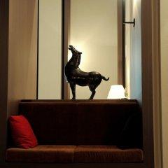 Отель IH Hotels Milano Ambasciatori фитнесс-зал