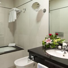 Отель Valencia Center Валенсия ванная