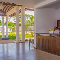 Отель The Villas Wadduwa интерьер отеля