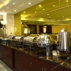Отель GreenTree Inn ShanXi Xi'An Longshouyuan Metro Station Express Hotel Китай, Сиань - отзывы, цены и фото номеров - забронировать отель GreenTree Inn ShanXi Xi'An Longshouyuan Metro Station Express Hotel онлайн питание