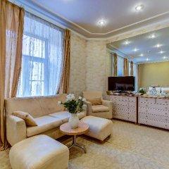 Мини-Отель Поликофф Стандартный номер с двуспальной кроватью фото 12