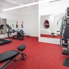 Отель Sud Ibiza Suites фитнесс-зал фото 4