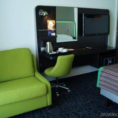 Гостиница Парк Инн от Рэдиссон Аэропорт Пулково комната для гостей фото 5