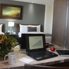 Отель Eco Hotel Guadalajara Expo Мексика, Гвадалахара - отзывы, цены и фото номеров - забронировать отель Eco Hotel Guadalajara Expo онлайн интерьер отеля