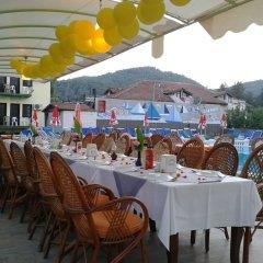 Carmina Hotel Турция, Олудениз - 3 отзыва об отеле, цены и фото номеров - забронировать отель Carmina Hotel онлайн питание фото 2