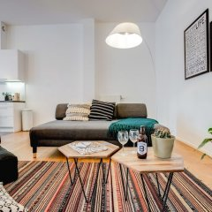 Апартаменты Sweet Inn Apartments - Livourne II Брюссель комната для гостей фото 5