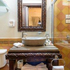 Отель Casa Pedro Loza Мексика, Гвадалахара - отзывы, цены и фото номеров - забронировать отель Casa Pedro Loza онлайн ванная