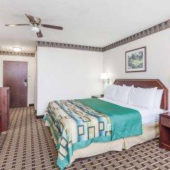 Отель Days Inn & Suites by Wyndham Huntsville США, Хантсвил - отзывы, цены и фото номеров - забронировать отель Days Inn & Suites by Wyndham Huntsville онлайн комната для гостей фото 2