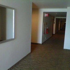 Отель Holiday Inn Express Guadalajara Iteso интерьер отеля
