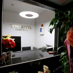 Top Hotel Myeongdong спа фото 2
