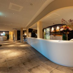Отель A-Ja Zurich. Das City-Resort. Цюрих интерьер отеля