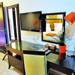 Corp Executive Hotel Doha Suites удобства в номере