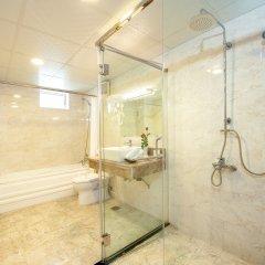 Отель Palm Beach Hotel Вьетнам, Нячанг - 1 отзыв об отеле, цены и фото номеров - забронировать отель Palm Beach Hotel онлайн ванная фото 2