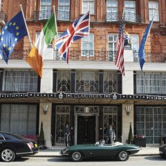 Отель Claridge's вид на фасад фото 2