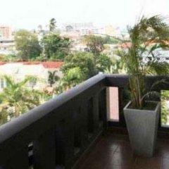 Отель Ploen Pattaya Residence Паттайя балкон