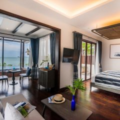 Отель The Pool Villas By Peace Resort Samui Таиланд, Самуи - отзывы, цены и фото номеров - забронировать отель The Pool Villas By Peace Resort Samui онлайн комната для гостей фото 5