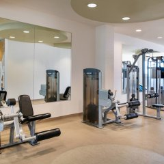 Отель SpringHill Suites Las Vegas Convention Center фитнесс-зал фото 4