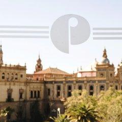 Отель Pasarela Испания, Севилья - 2 отзыва об отеле, цены и фото номеров - забронировать отель Pasarela онлайн вид на фасад