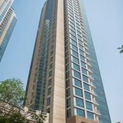 Апартаменты Dream Inn Dubai Apartments - Burj Residences Дубай вид на фасад