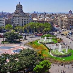 Отель Moderno Испания, Барселона - 13 отзывов об отеле, цены и фото номеров - забронировать отель Moderno онлайн бассейн
