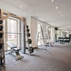 Отель Thon Residence Parnasse Бельгия, Брюссель - отзывы, цены и фото номеров - забронировать отель Thon Residence Parnasse онлайн фитнесс-зал фото 3