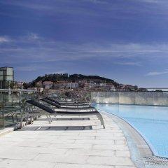 Отель VIP Executive Eden Aparthotel Лиссабон бассейн