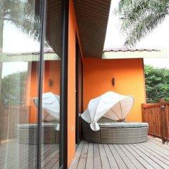 Gulang Island Haishang Athena Hotel балкон