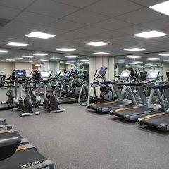 Отель Washington Marriott at Metro Center фитнесс-зал фото 2