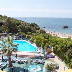 Отель Monica Isabel Resort Португалия, Албуфейра - отзывы, цены и фото номеров - забронировать отель Monica Isabel Resort онлайн пляж фото 2