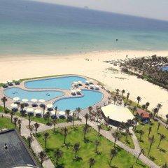 Отель Golden Peak Resort & Spa Камрань пляж