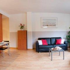 Отель Sata Park Güell Area Испания, Барселона - отзывы, цены и фото номеров - забронировать отель Sata Park Güell Area онлайн комната для гостей фото 2